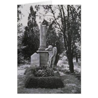 Memorial to Wolfgang Amadeus Mozart Card