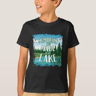 Memories Are Made At The Lake T-Shirt