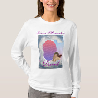 Memories Cloud Remebrance Shirt