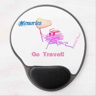 Memories Gel Mouse Pad