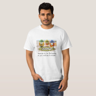 Memories in the Philippines Fun Beach Shirt