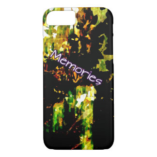 Memories iPhone 7  Barely There Case