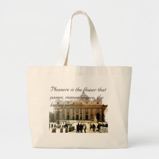 Memories Large Tote Bag