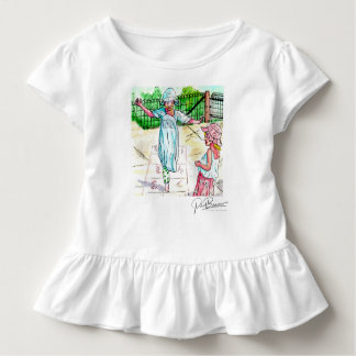 Memories Of A Great Childhood - HopScotch Toddler T-Shirt