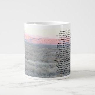 Memories of a Wild Land Large Coffee Mug