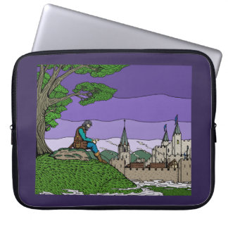 Memories of Camelot Laptop Sleeve