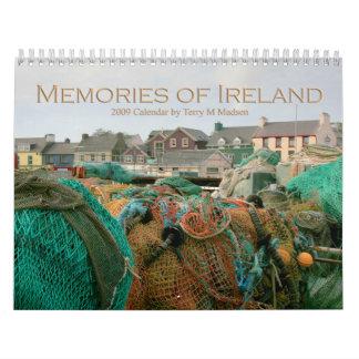 Memories of Ireland Calendars