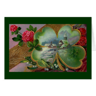 Memories of Ireland Greeting Card