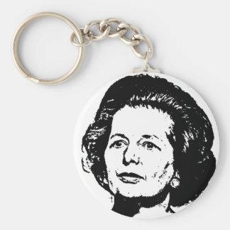 Memories of Margaret Thatcher Key Ring
