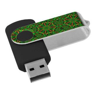 Memories & Passion_ Swivel USB 2.0 Flash Drive