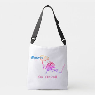 Memories - Unravel Travel Crossbody Bag