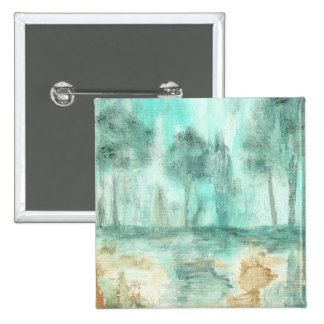 Memory,Abstract Landscape Trees Art Painting Pins