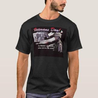 Memory And Honor Veterans Day T-Shirt