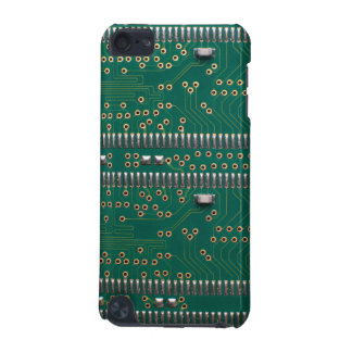 Memory chip circuit board detail iPod touch (5th generation) cases