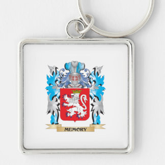 Memory Coat of Arms - Family Crest Keychains