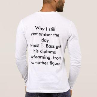 Memory is fine shirt