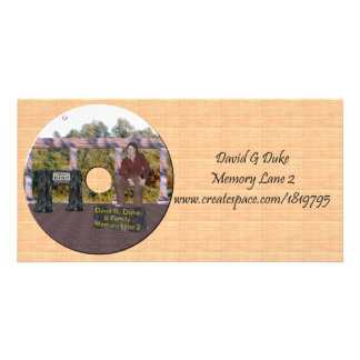Memory Lane 2 Picture Card