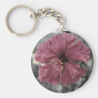 Memory of Belize Basic Round Button Key Ring