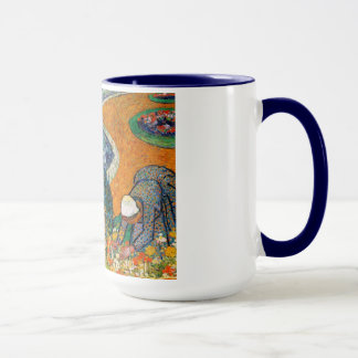 Memory of the Garden at Etten Vincent Van Gogh Mug