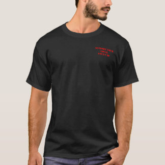 Memory Patch - Viet Nam/Legacy Vets Never Forget T-Shirt