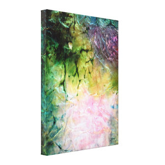 Memory Pool Canvas Print