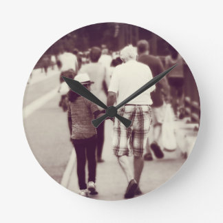 Memory With Grandpa Clocks