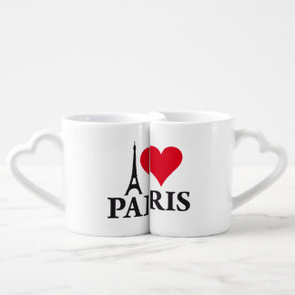 Memory with when we fell in love in Paris Coffee Mug Set