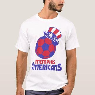 Memphis Americans MISL Retro T-shirt Indoor Soccer