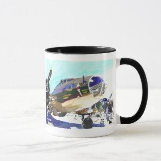 memphis belle mug