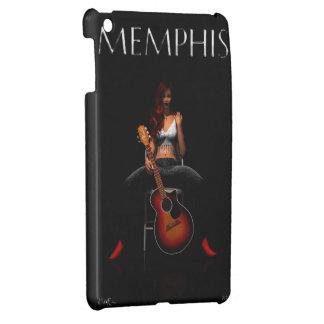 MEMPHIS :: Black Velvet iPad Mini Cases