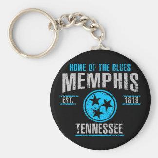 Memphis Key Ring