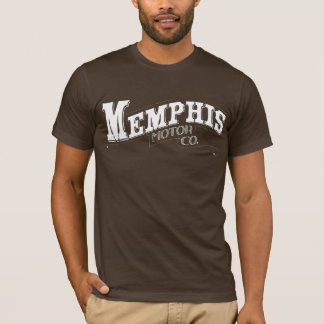 Memphis Motor Co. Official Launch T-Shirt