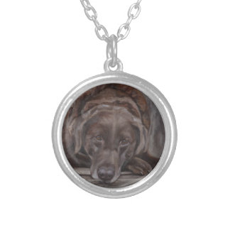 Memphis Silver Plated Necklace