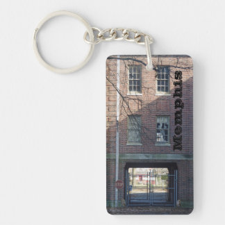 Memphis Tennessee Key Ring