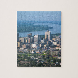 Memphis Tennsesse Skyline Jigsaw Puzzle