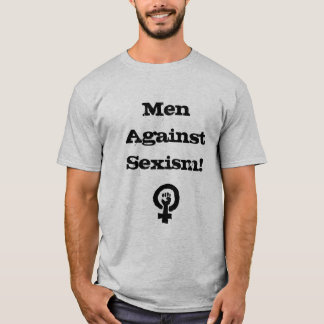 Men Against Sexism Shirt