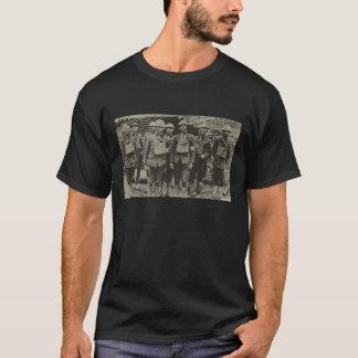 Men In Gas Mask WWI T-Shirt