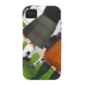 Men In Skirts Vibe iPhone 4 Covers