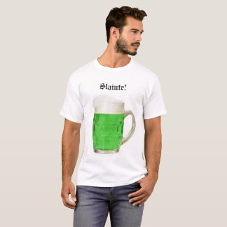 Men Irish Beer T-shirt
