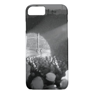 Men of 92nd Engineer Searchlight_War Image iPhone 7 Case
