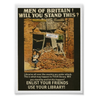 Men of Britain poster