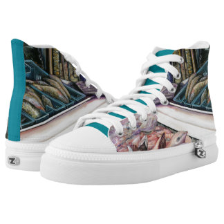 Men of the Desert, Gifts of the Sea, Jerusalem Printed Shoes
