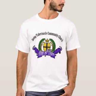 Men of Valor designed by Ebony Long T-Shirt