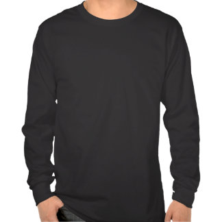 Men s American Apparel Long Sleeve Fitted T-shirt