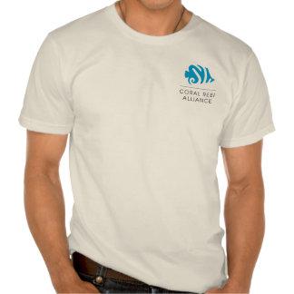 Men s Organic CORAL T-shirt
