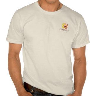 Men s organic synergetic spirit center shirt