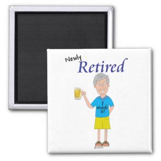 Men's retirement magnets