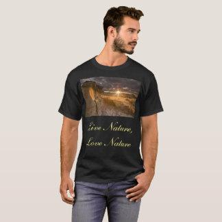 Men T Shirt Black