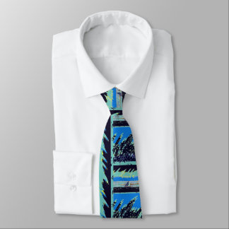 men ties blue white sailing