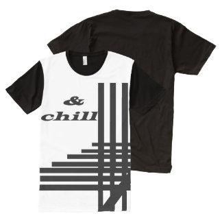men tshirt &chill All-Over print T-Shirt
